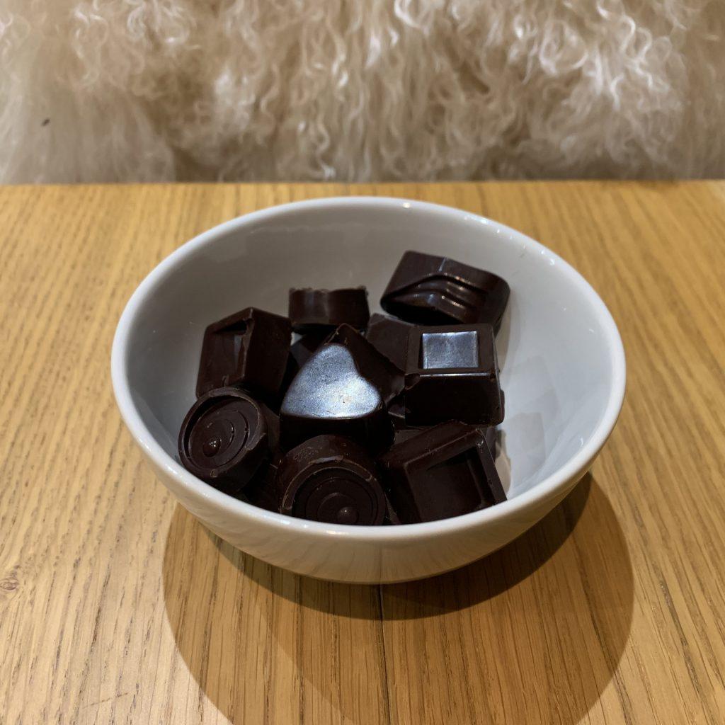 Home Made Cacao Bites